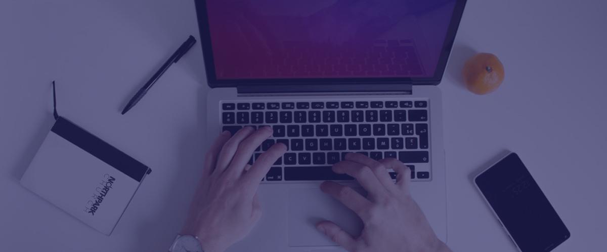 Blog Web Header Background